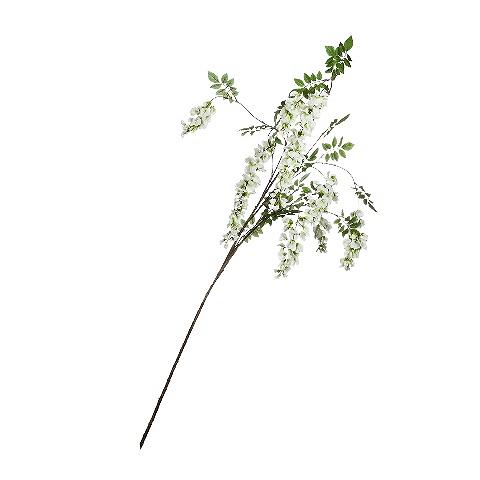 Глициния (102538)Разное<br>SILK-KA - это известная Голландская компания, которая занимается производством искусственных цветов, фруктов и декоративных растений из шелка. Компания была создана благодаря безудержной страсти Patrick Oude Groeniger (директор и создатель SILK-KA) к цветам и фруктам. <br><br>Особое внимание создатель обратил на подлинное качество и безупречность искусственных цветов и фруктов. Всё создавалось с такой целью, чтобы трудно было отличить настоящее от искусственного. <br><br>Мастера компании активно работают...<br><br>stock: 6<br>Материал: Обработанная ткань, пластик<br>Цвет: Mixed<br>Длина: 166