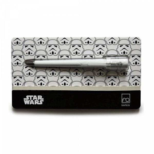 Вечный карандаш NAPKIN FOREVER PRIMINA Star Wars - БелыйРазное<br><br><br>stock: 1<br>Материал: Металл<br>Цвет: Белый<br>Диаметр: 1<br>Длина: 11,5