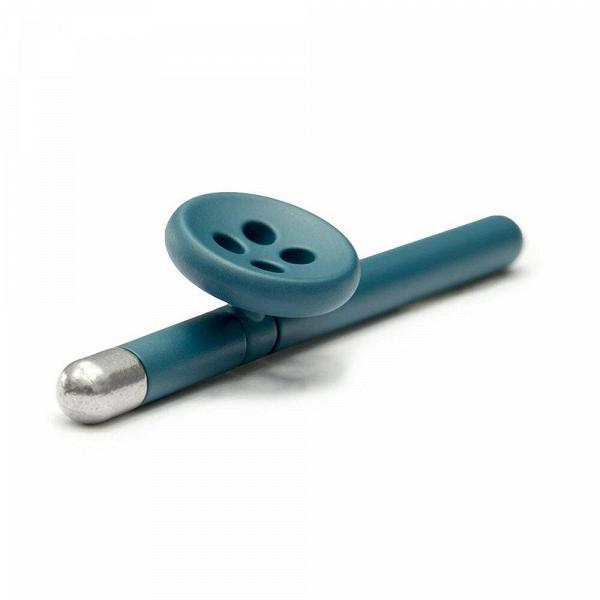 Вечный карандаш NAPKIN FOREVER BOUTONNIERE - Темно-синийРазное<br><br><br>stock: 2<br>Материал: Металл<br>Цвет: Тёмно-синий<br>Диаметр: 0,4<br>Длина: 6<br>Цвет дополнительный: Серебряный