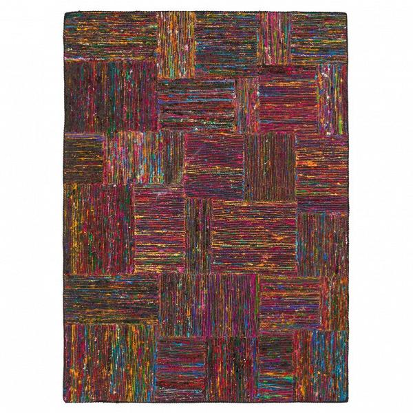 Ковер Silk LaneКовры<br>Любой понимающий в искусстве человек непременно согласится, что ковер Silk Lane имеет прямое сходство с полотнами выдающегося импрессиониста Винсента Ван Гога. Цветовая палитра и текстура ковра — прямая отсылка к его работам. Разноцветный ворс будто мазки кисти проступает сквозь бежевую основу.В<br><br> Изделие между тем изготовлено из переработанного вторсырья, что выражает бережное отношение к экологии окружающей среды. Благодаря ручной технике изготовления, а также цветовой палитре ковер...<br><br>stock: 0<br>Ширина: 160<br>Материал: Шелк<br>Цвет: Multi/Мульти<br>Длина: 230<br>Состав основы: Нетканный полиэстер<br>Тип производства: Ручное производство