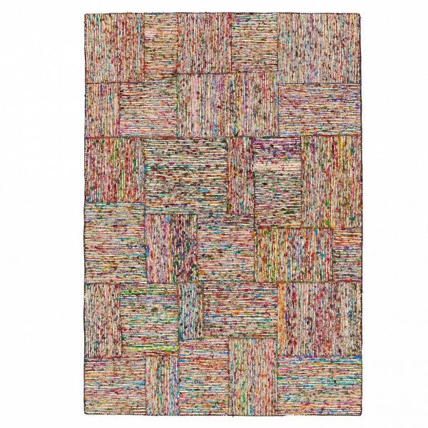 Ковер Silk LaneКовры<br>Любой понимающий в искусстве человек непременно согласится, что ковер Silk Lane имеет прямое сходство с полотнами выдающегося импрессиониста Винсента Ван Гога. Цветовая палитра и текстура ковра — прямая отсылка к его работам. Разноцветный ворс будто мазки кисти проступает сквозь бежевую основу.В<br><br> Изделие между тем изготовлено из переработанного вторсырья, что выражает бережное отношение к экологии окружающей среды. Благодаря ручной технике изготовления, а также цветовой палитре ковер...<br><br>stock: 6<br>Ширина: 160<br>Материал: Шелк<br>Цвет: Белый<br>Длина: 230<br>Состав основы: Нетканный полиэстер<br>Тип производства: Ручное производство<br>Цвет дополнительный: Мульти