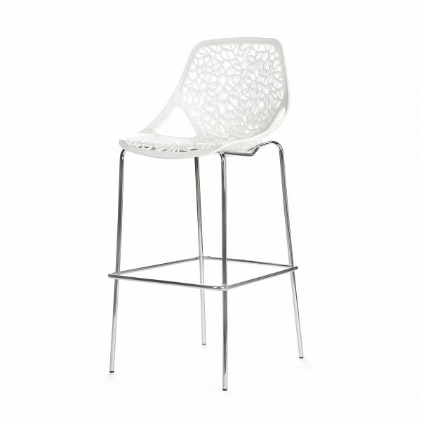 Барный стул CapriceБарные<br>Дизайнерский легкий барный стул Caprice (Каприз) на высоких ножках в цвете хром от Cosmo (Космо). <br><br> Удивительная особенность стульев Caprice вВихВспособности привносить вВокружающее ихВпространство элементы некоторого гламура иВшика. Примерно такВже, как ювелирные изделия завершают изысканный наряд.<br><br><br> Оригинальный барный стулВCaprice — одна изВсамых оригинальных работ художника Марчелло Дзильяни. Интересный дизайн создает впечатление тонкого кру...<br><br>stock: 0<br>Высота: 119<br>Высота сиденья: 83<br>Ширина: 54<br>Глубина: 61<br>Цвет ножек: Хром<br>Цвет сидения: Белый<br>Тип материала сидения: Сталь<br>Тип материала ножек: Сталь нержавеющая<br>Дизайнер: Marcello Ziliani