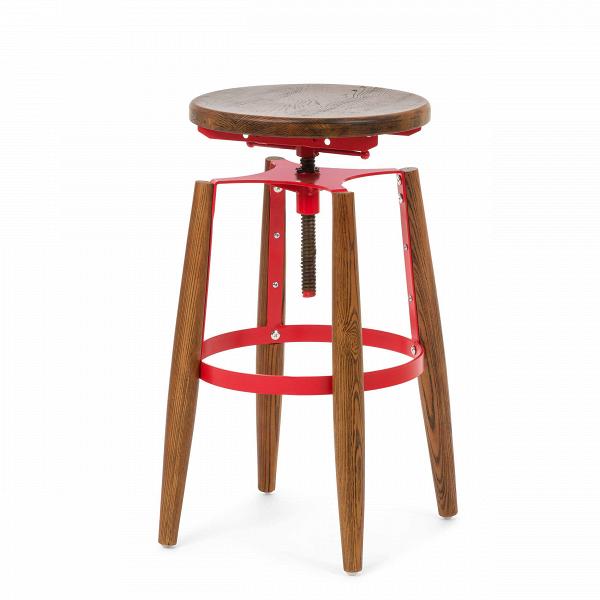 Полубарный стул Rocket искусственно состаренная мебель купить в украине
