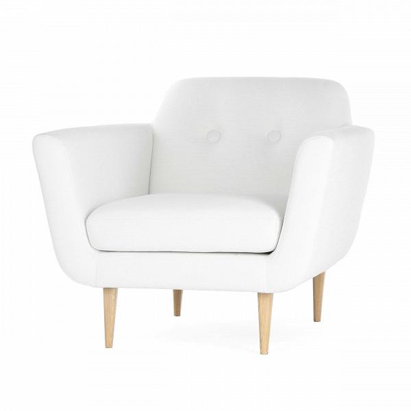 Кресло OttoИнтерьерные<br>Дизайнерское глубокое комфортное светлое кресло Otto (Отто) с тканевой обивкой от Sits (Ситс).<br><br><br> Необычайно удобное и столь же красивое кресло Otto разработано ведущими дизайнерами мебельной компании Sits. Кресло имеет очень удобную форму: приятное мягкое сиденье, слегка откинутая назад спинка, декорированная двумя элегантными пуговицами, и высокие подлокотники, которые создают у сидящего ощущение психологической защищенности и уюта.<br><br><br> Кресло Otto<br>имеет несъемный чехол, что, одна...<br><br>stock: 2<br>Высота: 77<br>Высота сиденья: 43<br>Ширина: 87<br>Глубина: 88<br>Цвет ножек: Дуб<br>Материал обивки: Полипропилен, Полиэстер<br>Степень комфортности: Стандарт комфорт<br>Форма подлокотников: Стандарт<br>Коллекция ткани: Категория ткани III<br>Тип материала обивки: Ткань<br>Тип материала ножек: Дерево<br>Цвет обивки: Белый