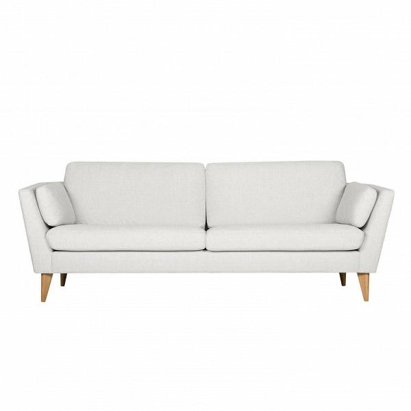 Диван Mynta ширина 220Трехместные<br>Подбирая подходящую мягкую мебель в свою гостиную комнату или домашний кабинет, следует помнить о том, что такая мебель станет залогом уюта и хорошего, спокойного настроения, ведь именно мягкая мебель отвечает за наш отдых и хорошее самочувствие в перерыве между работой. Диван Mynta ширина 220 — это замечательное творение дизайнеров компании Sits, в котором присутствуют легкие шведские черты, а традиционные классические формы тесно переплетаются с современными дизайнерскими решениями.<br><br>...<br><br>stock: 0<br>Высота: 82<br>Высота сиденья: 46<br>Глубина: 87<br>Длина: 220<br>Цвет ножек: Дуб<br>Материал обивки: Полиэстер, Акрил<br>Степень комфортности: Стандарт комфорт<br>Форма подлокотников: Стандарт<br>Коллекция ткани: Категория ткани I<br>Тип материала обивки: Ткань<br>Тип материала ножек: Дерево<br>Цвет обивки: Белый
