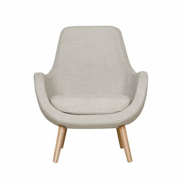 Кресло StefaniИнтерьерные<br>Дизайнерское яркое небольшое кресло Stefani (Стефани) на деревянных ножках от Sits (Ситс).<br><br>Нильс Гаммельгард — выдающийся датский дизайнер, сумевший найти свою нишу. Образованный и талантливый дизайнер вот уже 45 радует взыскательных любителей красивого интерьера. Как художнику ему удается создавать настоящие произведения искусства. Каждая его работа, предмет мебели, — это красивый и лаконичный дизайн,Видеально подходящий для интерьера в скандинавском стиле.<br> <br> Один из его соверше...<br><br>stock: 0<br>Высота: 85<br>Высота сиденья: 42<br>Ширина: 73<br>Глубина: 77<br>Цвет ножек: Беленый дуб<br>Материал обивки: Полипропилен, Полиэстер, Хлопок<br>Степень комфортности: Стандарт комфорт<br>Форма подлокотников: Стандарт<br>Коллекция ткани: Категория ткани III<br>Тип материала обивки: Ткань<br>Тип материала ножек: Дерево<br>Цвет обивки: Светло-серый