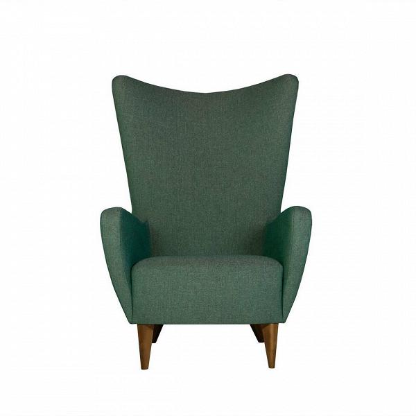 Кресло KatoИнтерьерные<br>Дизайнерское кресло Kato (Кэйто) с высокой широкой спинкой и тканевой обивкой от Sits (Ситс).<br><br><br> По-настоящему удобное сиденье и спинка анатомической формы, непревзойденный комфорт и изумительный внешний вид, созданный лучшими дизайнерами компании Sits, — все это гармонично и легко сочетает в себе представленное здесь кресло Kato. Кресло имеет высокие стильные ножки и весьма высокую спинку, благодаря которой вы сможете расслабиться и насладиться полным комфортом.<br><br><br> Ножки кресла изг...<br><br>stock: 0<br>Высота: 117<br>Высота сиденья: 44<br>Ширина: 83<br>Глубина: 94<br>Цвет ножек: Орех<br>Материал обивки: Полиэстер, Хлопок, Акрил<br>Степень комфортности: Стандарт комфорт<br>Форма подлокотников: Стандарт<br>Коллекция ткани: Категория ткани IV<br>Тип материала обивки: Ткань<br>Тип материала ножек: Дерево<br>Цвет обивки: Темно-зеленый