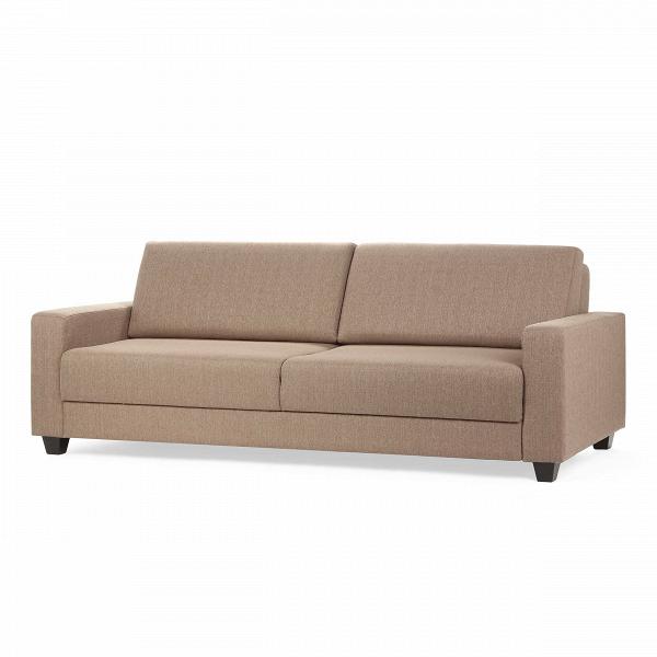 Диван BariРаскладные<br>Дизайнерский глубокий раскладной диван Bari (Бари) с обивкой из ткани от Sits (Ситс).<br> Небольшой по размеру диван порой то, что нужно, для маленькой комнаты или небольшой приемной. В таких комнатах лучше всего смотрятся трехместные диваны, которые и создают необходимый комфорт и имеют хорошую вместительность. Диван Bari отлично подойдет для подобных нужд и не только станет отличным местом для вашего отдыха, но и дополнит ваш интерьер легкими приятными цветовыми оттенками.<br><br><br> Оригинальный...<br><br>stock: 2<br>Высота: 86<br>Высота сиденья: 43<br>Глубина: 101<br>Длина: 229<br>Цвет ножек: Черный<br>Материал обивки: Полиэстер<br>Степень комфортности: Стандарт комфорт<br>Форма подлокотников: Стандарт<br>Коллекция ткани: Категория ткани А<br>Тип материала обивки: Ткань<br>Тип материала ножек: Дерево<br>Цвет обивки: Светло-коричневый