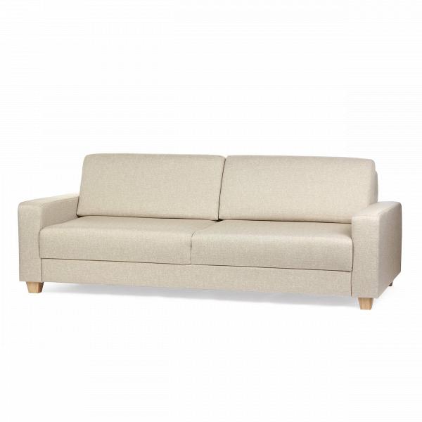 Диван BariРаскладные<br>Дизайнерский глубокий раскладной диван Bari (Бари) с обивкой из ткани от Sits (Ситс).<br> Небольшой по размеру диван порой то, что нужно, для маленькой комнаты или небольшой приемной. В таких комнатах лучше всего смотрятся трехместные диваны, которые и создают необходимый комфорт и имеют хорошую вместительность. Диван Bari отлично подойдет для подобных нужд и не только станет отличным местом для вашего отдыха, но и дополнит ваш интерьер легкими приятными цветовыми оттенками.<br><br><br> Оригинальный...<br><br>stock: 0<br>Высота: 86<br>Высота сиденья: 43<br>Глубина: 101<br>Длина: 229<br>Цвет ножек: Дуб<br>Материал обивки: Полиэстер, Хлопок, Акрил<br>Степень комфортности: Стандарт комфорт<br>Форма подлокотников: Стандарт<br>Коллекция ткани: Категория ткани II<br>Тип материала обивки: Ткань<br>Тип материала ножек: Дерево<br>Цвет обивки: Светло-серый