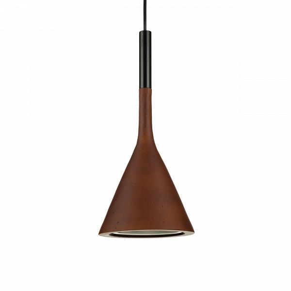 Подвесной светильник AplombПодвесные<br>Подвесной светильникВAplomb от итальянского бренда FoscariniВсоздает прямое, точное освещение, что делает его небольшим, но важным героем в любом помещении. Видимые вкрапления на глиняном плафоне являются выражением современной архитектуры и делают каждый светильник уникальным.<br> Абажур, выполненный из бетона - это выразительный язык современной архитектуры. Своим светильников, компания FoscariniВпопыталась объявить всему миру о своих взглядах на этот материал. Бетон имеет все ...<br><br>stock: 0<br>Высота: 180<br>Диаметр: 16,5<br>Количество ламп: 1<br>Материал абажура: Керамика<br>Мощность лампы: 3<br>Ламп в комплекте: Нет<br>Напряжение: 220<br>Тип лампы/цоколь: LED<br>Цвет абажура: Коричневый