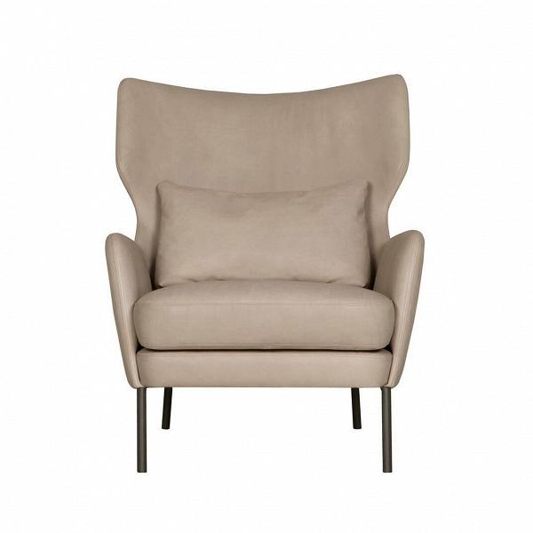 Кресло Alex кожаноеИнтерьерные<br>Роскошное дизайнерское кресло Alex кожаное отличается неповторимым комфортом, который воплотился в удобнейшей форме и мягких линиях данного изделия. Широкая удобная спинка, удобное сиденье, сплошные подлокотники и стильные высокие ножки — кресло Alex кожаное способно стать функциональным украшением любого современного интерьера. А благодаря своей спокойной цветовой гамме кресло не будет перегружать общую визуальную картину помещения, а лишь дополнит и освежит его.<br><br><br> Обивка кресла изг...<br><br>stock: 0<br>Высота: 93<br>Высота сиденья: 43<br>Ширина: 79<br>Глубина: 93<br>Цвет ножек: Черный<br>Степень комфортности: Стандарт комфорт<br>Форма подлокотников: Стандарт<br>Коллекция ткани: Aniline Leather<br>Тип материала обивки: Кожа анилиновая<br>Тип материала ножек: Металл<br>Цвет обивки: Тёмно-бежевый