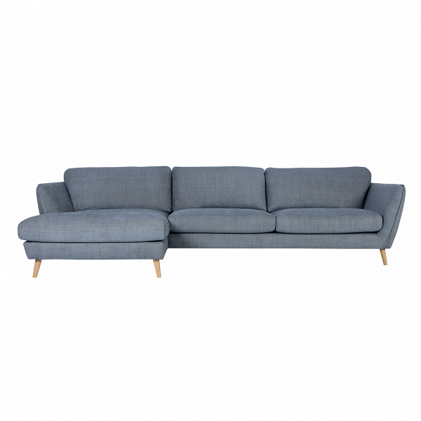 Угловой диван Stella левосторонний длина 317Угловые<br>Простой элегантный угловой диван Stella левосторонний длина 317 — это универсальное решение практически для любого современного интерьерного стиля. Это дизайнерское изделие обладает особым шармом и выглядит необычайно уютно благодаря мягким «пузатым» подушкам сиденья и спинки. Спокойный, умеренный синий цвет способствует созданию дружелюбной, утонченной атмосферы.<br><br><br> Диванная обивка изготовлена из прочной высококачественной ткани — она имеет легкую текстуру и очень приятна на ощупь. Т...<br><br>stock: 0<br>Высота: 85<br>Высота сиденья: 44<br>Глубина: 102<br>Длина: 317<br>Цвет ножек: Беленый дуб<br>Материал обивки: Полиэстер, Вискоза, Хлопок, Лен<br>Степень комфортности: Стандарт комфорт<br>Форма подлокотников: Стандарт<br>Коллекция ткани: Категория ткани IV<br>Тип материала обивки: Ткань<br>Тип материала ножек: Дерево<br>Цвет обивки: Синий