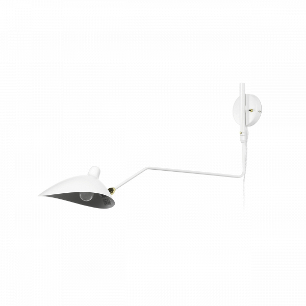 Настенный светильник Sconce Mouille 1 лампа 1