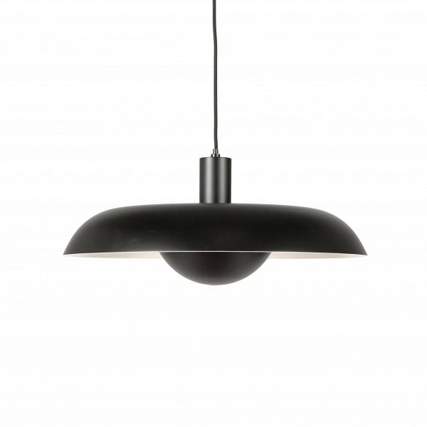 Подвесной светильник Piet Hein RaПодвесные<br>Подвесной светильник Piet Hein Ra, как ясно из названия, придуман известным всему миру голландским дизайнером Питом Хейном, который прославился благодаря своей креативности и нестандартному подходу к своим работам. Его творения отличаются грамотным и гармоничным сочетанием геометрических форм и естественных линий, благодаря чему светильники получаются очень красивыми и органично смотрятся в окружающей обстановке.<br><br><br> Подвесной светильник Piet Hein Ra изготовлен из лучших материалов. Соче...<br><br>stock: 0<br>Высота: 21<br>Диаметр: 51<br>Количество ламп: 1<br>Материал абажура: Алюминий<br>Материал арматуры: Сталь<br>Ламп в комплекте: Нет<br>Цвет абажура: Черный<br>Цвет арматуры: Черный<br>Цвет провода: Черный