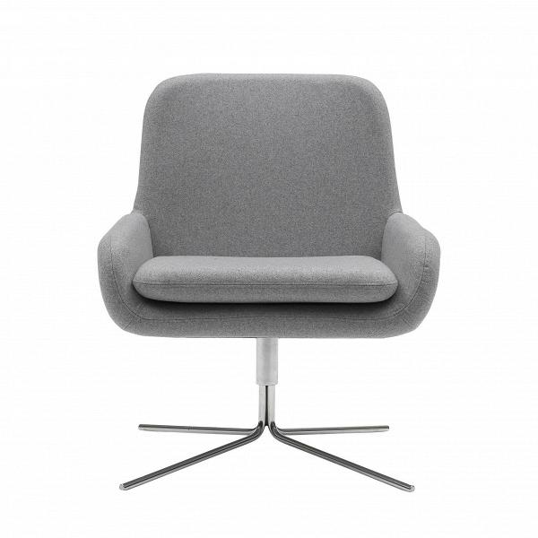 Кресло Coco SwivelИнтерьерные<br>Дизайнерское небольшое современное вращающееся кресло Coco Swivel (Коко Свивэл) из ткани на одной ножке от Softline (Софтлайн).<br><br>КреслоВCoco Swivel — красивое и смелое кресло с минималистским, но очень динамичным дизайном. Это результат сотрудничества между Флеммингом Буском и Стефаном Б.Херцогом, датским коллективом дизайнеров, известными своими наградами вВобласти дизайна мебели.<br><br><br><br> <br><br><br> Оригинальное креслоВCoco Swivel от компании Softline — это выбор для активных ...<br><br>stock: 0<br>Высота: 76<br>Высота сиденья: 40<br>Ширина: 65<br>Глубина: 73<br>Цвет ножек: Хром<br>Механизмы: Поворотная функция<br>Материал обивки: Шерсть, Полиамид<br>Коллекция ткани: Felt<br>Тип материала обивки: Ткань<br>Тип материала ножек: Металл<br>Цвет обивки: Серый<br>Дизайнер: Busk + Hertzog