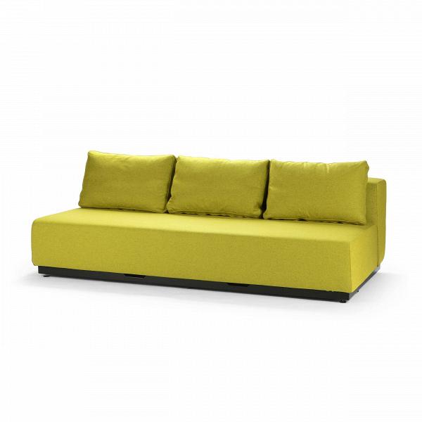 Диван Nevada 3-PРаскладные<br>Дизайнерский удобный диван Nevada (Невада) без подлокотников на низких ножках от Softline (Софтлайн).<br> Датская компания Softline — известный представитель минималистичных решений в дизайне интерьера. Этот бренд известен прежде всего своей мягкой мебелью, с изготовления которой в 1979 году началась история компании. Экспериментируя с формами и цветами, дизайнеры остаются верными главной идее, и поэтому в диванах Softline всегда заметна яркая индивидуальность: однотонные расцветки (ткани с пр...<br><br>stock: 0<br>Высота: 75<br>Высота сиденья: 35<br>Глубина: 107<br>Длина: 200<br>Материал обивки: Шерсть, Полиамид<br>Коллекция ткани: Felt<br>Тип материала обивки: Ткань<br>Цвет обивки: Желтый<br>Дизайнер: Busk + Hertzog
