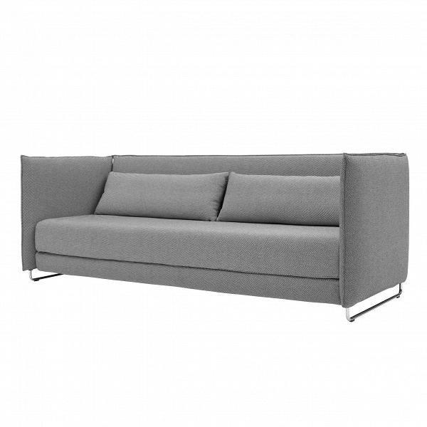 Диван MetroРаскладные<br>Дизайнерский двухместный диван Metro (Метро) с обивкой из ткани на стальных ножках от Softline (Софтлайн).<br><br> Диван Metro — это практичный, современный иВстильный трехместный диван для длительного иВудобного использования. Объедините раскладной диван Metro сВдругой мебелью коллекции Softline, чтобы создать шикарный интерьер, обладающий современной энергетикой. При желании раскладной диван Metro может быть легко превращен вВкровать.<br><br><br><br><br><br> Оригинальный диван Metro — т...<br><br>stock: 0<br>Высота: 78<br>Высота сиденья: 38<br>Глубина: 92<br>Длина: 218<br>Цвет ножек: Хром<br>Материал обивки: Хлопок, Полиэстер<br>Коллекция ткани: Various<br>Тип материала обивки: Ткань<br>Тип материала ножек: Металл<br>Цвет обивки: Серый<br>Дизайнер: Busk + Hertzog