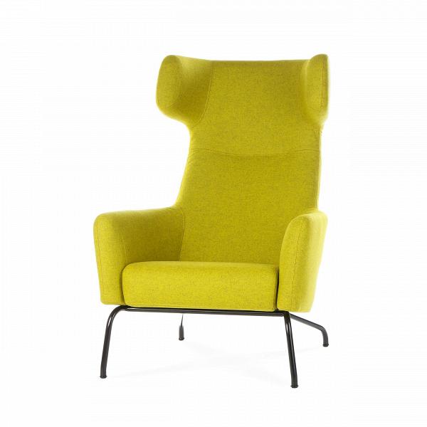 Кресло HavanaИнтерьерные<br>Дизайнерское интерьерное мягкое кресло Havana (Гавана) с откинутой спинкой с обивкой шерсти, полиамида от Softline (Софтлайн).<br><br><br> Новое знаковое кресло Havana от знаменитого дуэта Буск и Херцог — это новый подход к классическим формам кресла для отдыха. Это культовое кресло для релаксации создано для того, чтобы давать уют и комфорт пользователю. Привычные классические формы приобретают динамику и движение, при этом не искажая целостный диза...<br><br>stock: 1<br>Высота: 107<br>Высота сиденья: 40<br>Ширина: 79<br>Глубина: 96<br>Цвет ножек: Черный матовый<br>Материал обивки: Шерсть, Полиамид<br>Коллекция ткани: Felt<br>Тип материала обивки: Ткань<br>Тип материала ножек: Сталь<br>Цвет обивки: Горчичный<br>Дизайнер: Busk + Hertzog