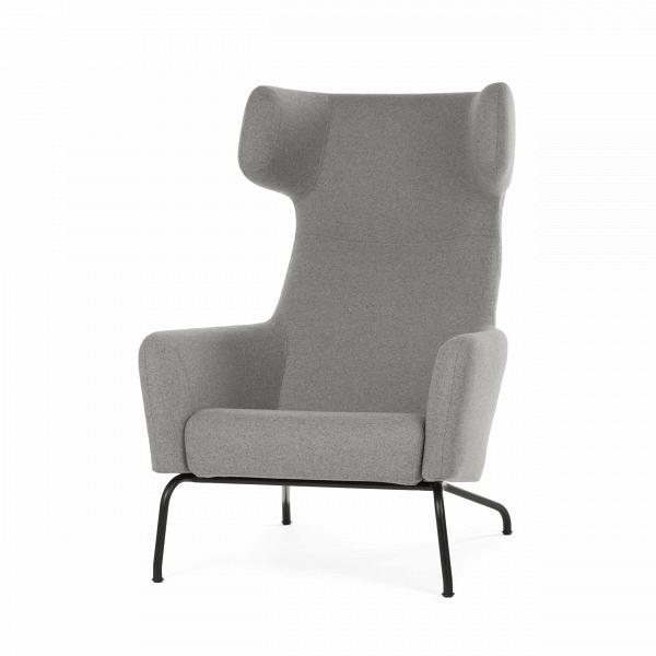 Кресло HavanaИнтерьерные<br>Дизайнерское интерьерное мягкое кресло Havana (Гавана) с откинутой спинкой с обивкой шерсти, полиамида от Softline (Софтлайн).<br><br><br> Новое знаковое кресло Havana от знаменитого дуэта Буск и Херцог — это новый подход к классическим формам кресла для отдыха. Это культовое кресло для релаксации создано для того, чтобы давать уют и комфорт пользователю. Привычные классические формы приобретают динамику и движение, при этом не искажая целостный диза...<br><br>stock: 0<br>Высота: 107<br>Высота сиденья: 40<br>Ширина: 79<br>Глубина: 96<br>Цвет ножек: Черный<br>Материал обивки: Шерсть, Полиамид<br>Коллекция ткани: Felt<br>Тип материала обивки: Ткань<br>Тип материала ножек: Сталь<br>Цвет обивки: Светло-серый<br>Дизайнер: Busk + Hertzog