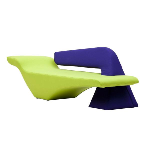 Диван PierceДвухместные<br>Дизайнерский футуристичный яркий диван Pierce (Пирс) от Softline (Софтлайн) необычной формы<br><br> Выразительный и свежий дизайн дивана Pierce создан дизайнерами, которые тонко видят сочетания чувственностиВи скульптурных элементов. Они всегда ищут способВсоздать новую форму, которая обязательно приятно заинтригует потребителя. Привлекательный оригинальный дизайн дивана Pierce бросает вызов гравитации — сложный баланс обтекаемых форм создает крайне эффектный акцент, который оживит ин...<br><br>stock: 0<br>Высота: 75<br>Высота сиденья: 39<br>Глубина: 75<br>Длина: 219<br>Цвет спинки: Фиолетовый<br>Материал обивки: Шерсть, Полиамид<br>Материал спинки: Войлок<br>Коллекция ткани: Felt<br>Тип материала обивки: Ткань<br>Цвет обивки: Лайм