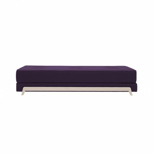 Диван FrameРаскладные<br>Диван Frame был задуман дизайнерами не только в качестве мягкой мебели для уютной гостиной комнаты, но и как дополнительное удобное спальное место. Такое изделие особенно подойдет тем, кто любит часто принимать у себя гостей. Диван Frame удобен, обладает приятной поверхностью и сможет легко и гармонично вписаться практически в любой современный интерьер.<br><br><br> Изделие имеет приятную на ощупь мягкую тканевую обивку, благодаря чему сможет гармонично влиться в интерьер домашних комнат. Невыс...<br><br>stock: 0<br>Высота: 44<br>Глубина: 86<br>Длина: 203<br>Цвет ножек: Светло-коричневый<br>Материал ножек: Массив ясеня<br>Материал обивки: Хлопок, Полиакрил<br>Коллекция ткани: Eco Cotton<br>Тип материала обивки: Ткань<br>Тип материала ножек: Дерево<br>Цвет обивки: Тёмно-фиолетовый