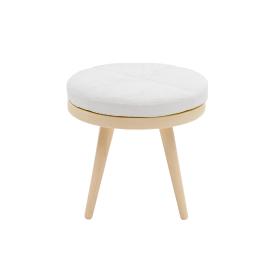 Кофейный стол Alma диаметр 46 с подушкой кофейный стол morning