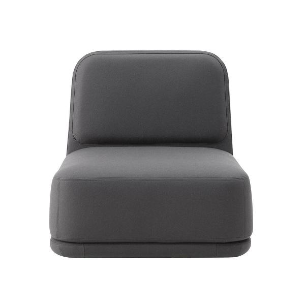 Кресло Standby высота 81Интерьерные<br>Лаконичный и стильный дизайн данного изделия не оставит равнодушным ни одного ценителя современных веяний в дизайнерском искусстве. Кресло Standby высота 81 обладает привлекательным лаконичным дизайном, который способен украсить и дополнить собой практически любой современный интерьер. Кресло имеет очень удобную форму, ровные четкие линии, симпатичные короткие ножки и отличается своеобразной уютной «пузатостью».<br><br><br> Обивка изделия выполнена из прочного, экологически чистого войлока, ко...<br><br>stock: 0<br>Высота: 81<br>Высота сиденья: 37<br>Ширина: 78<br>Глубина: 80<br>Материал обивки: Шерсть, Полиамид<br>Коллекция ткани: Felt<br>Тип материала обивки: Ткань<br>Цвет обивки: Темно-серый