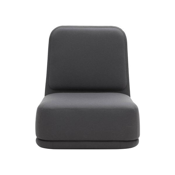 Кресло Standby высота 95Интерьерные<br>Лаконичный и стильный дизайн данного изделия не оставит равнодушным ни одного ценителя современных веяний в дизайнерском искусстве. Кресло Standby высота 95 обладает привлекательным лаконичным дизайном, который способен украсить и дополнить собой практически любой современный интерьер. У кресла удобное сиденье и спинка, а его форма позволяет использовать его для самых разных нужд, от вечернего отдыха до оригинального рабочего места.<br><br><br> Обивка изделия изготовлена из прочного, экологиче...<br><br>stock: 0<br>Высота: 95<br>Высота сиденья: 37<br>Ширина: 78<br>Глубина: 83<br>Материал обивки: Шерсть, Полиамид<br>Коллекция ткани: Felt<br>Тип материала обивки: Ткань<br>Цвет обивки: Темно-серый