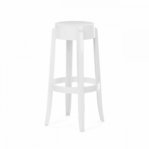 Барный стул Charles Ghost полубарный стул charles ghost