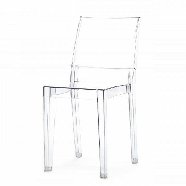 Стул La MarieИнтерьерные<br>Дизайнерский прозрачный легкий стул La Marie (Ля Мари) из поликарбоната классической формы от Cosmo (Космо).<br><br> Стул La Marie объединяет в себе строгую геометричность, но при этом легкость и неосязаемость. Стул La Marie сделан изВпрозрачного поликарбоната, ноВвыглядит так, словно выточен изВтончайшего хрусталя или оказался перед нами прямиком изВсказки про «Снежную королеву».ВОнВподходит для декорирования современных интерьеров в стиле хай-тек или китч.<br><br><br>   ...<br><br>stock: 20<br>Высота: 85,5<br>Высота сиденья: 48<br>Ширина: 41<br>Глубина: 53,5<br>Материал каркаса: Поликарбонат<br>Тип материала каркаса: Пластик<br>Цвет каркаса: Прозрачный<br>Дизайнер: Philippe Starck