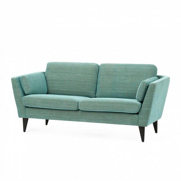 Диван Mynta ширина 180Двухместные<br>Дизайнерский двухместный светлый диван Mynta (Минта) ширина 180 классической формы от Sits (Ситс).<br><br><br> Комфорт и необычайное удобство дивана Mynta ширина 180 диктуется его приятной, элегантной формой простотой деталей. Диван, как и большая часть мебели известной компании Sits, обладает легкими шведскими чертами. Диван выполнен в изысканном классическом стиле и имеется в двух вариантах — темно-бежевом и бирюзовом.<br><br><br> Диван небольшого размера, что позволяет вам без особых усилий найти ...<br><br>stock: 1<br>Высота: 82<br>Высота сиденья: 45<br>Глубина: 87<br>Длина: 180<br>Цвет ножек: Темно-коричневый<br>Материал обивки: Полиэстер, Акрил<br>Коллекция ткани: Категория ткани II<br>Тип материала обивки: Ткань<br>Тип материала ножек: Дерево<br>Цвет обивки: Бирюзовый