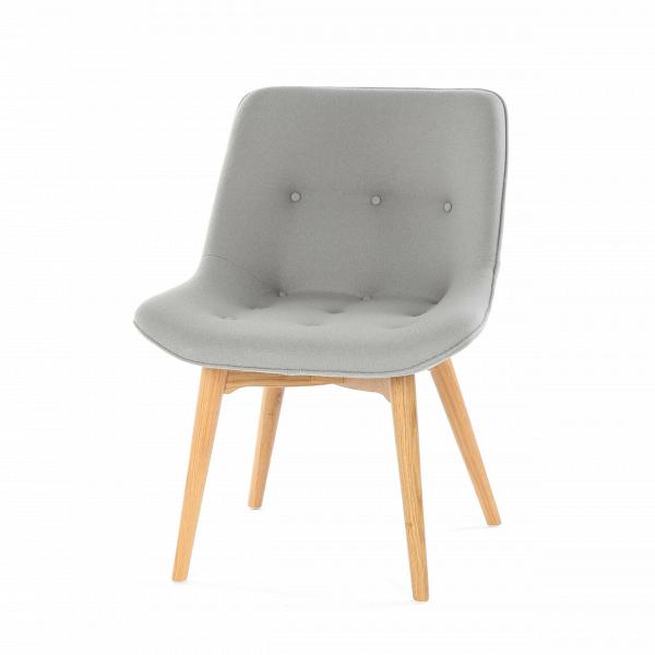 Стул BontempiИнтерьерные<br>Дизайнерский мягкий интерьерный стул Bontempi (Бонтемпи) без подлокотников на деревянных ножках от Cosmo (Космо).<br>При виде стула Bontempi невольно возникает желание провести по нему ладонью. Мягкая плюшевая обивка стула будто создана для того, чтобы создавать уют в любом помещении, где бы стул ниВрасположили.<br> <br> Абсолютная симметрия доставляет эстетическое удовольствие. Спокойные цвета конструкции и обивки подходят широкому спектру интерьеров различных стилей, в которых стул Bontempi ...<br><br>stock: 10<br>Высота: 78,5<br>Высота сиденья: 43<br>Ширина: 60<br>Глубина: 58,5<br>Цвет ножек: Дуб<br>Материал ножек: Массив дуба<br>Материал сидения: Шерсть, Нейлон<br>Цвет сидения: Серый<br>Тип материала сидения: Ткань<br>Коллекция ткани: T Fabric<br>Тип материала ножек: Дерево
