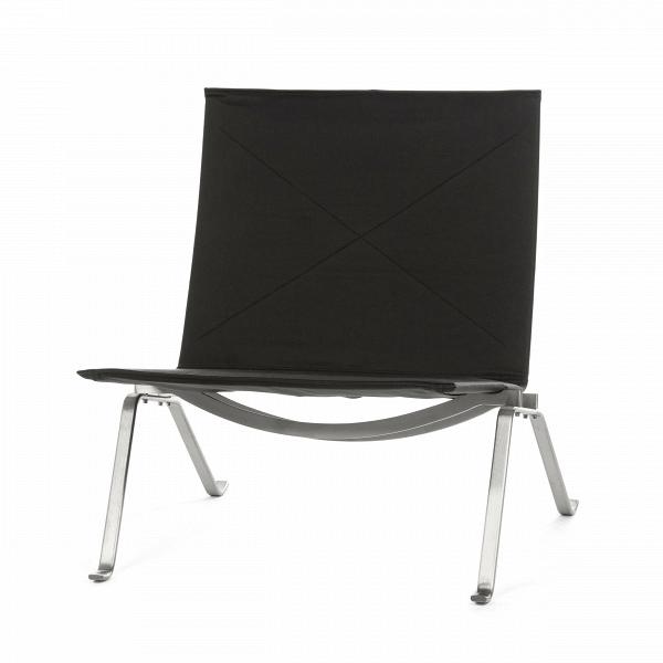 Кресло PK22 кожаноеИнтерьерные<br>Изящное иВэлегантное кресло PK22 кожаное воплощает вВсебе результат поиска идеальной формы приверженца минимализма Поуля Кьерхольма. Это кресло — один изВсимволов датского дизайна вообще и Поуля Кьерхольма вВчастности. Мягкое кресло PK22 кожаное воплощает вВсебе простую элегантностьВ— типичный стиль Кьерхольма: комбинация стали иВивового прута или кожи вВисключительном дизайне иВминимализме.<br><br><br><br><br> ВВ1957 году кресло PK22 было награжде...<br><br>stock: 0<br>Высота: 71<br>Высота сиденья: 36<br>Ширина: 63<br>Глубина: 64,5<br>Цвет ножек: Хром<br>Коллекция ткани: Standart Leather<br>Тип материала обивки: Кожа<br>Тип материала ножек: Сталь нержавеющая<br>Цвет обивки: Черный<br>Дизайнер: Poul KjГ¦rholm