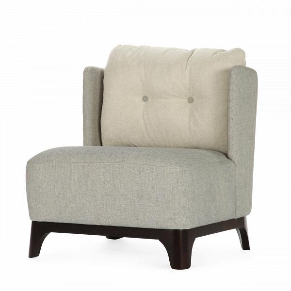 Кресло AlmaИнтерьерные<br>Дизайнерское интерьерное серое широкое кресло Alma (Алма) с воздушной спинкой от Sits (Ситс).<br><br>Ищете неповторимый рецепт комфорта? Он есть у Sits. Добавьте упругое сиденье, смешайте с воздушной спинкой, приправьте парой декоративных пуговиц, украсьте все это аппетитными округлыми подлокотниками — и перед вами кресло Alma.<br> <br> Дизайн кресла выполнен в соответствии с лучшими традициями экостиля: ткань и каркас натурального происхождения, мягкие формы, простота конструкции, пастельные тона ...<br><br>stock: 1<br>Высота: 78<br>Высота сиденья: 41<br>Ширина: 71<br>Глубина: 74<br>Цвет ножек: Темно-коричневый<br>Цвет подушки: Серо-бежевый<br>Материал подушки: Хлопок, Вискоза, Лен<br>Материал обивки: Хлопок, Вискоза<br>Цвет пуговиц: Светло-серый<br>Коллекция ткани: Категория ткани IV<br>Тип материала обивки: Ткань<br>Тип материала ножек: Дерево<br>Цвет обивки: Светло-серый