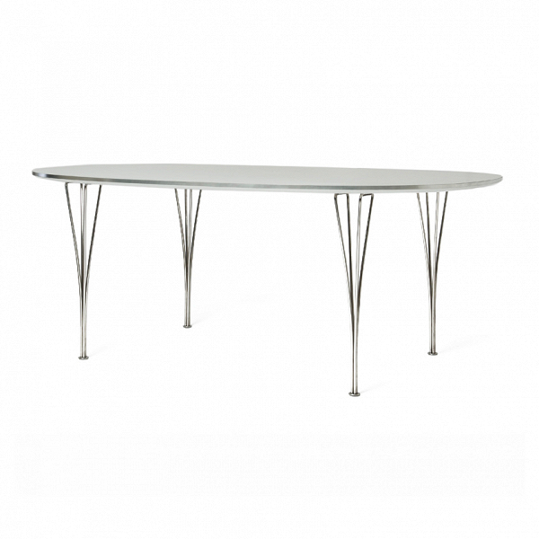 Обеденный стол Super-Elliptical 180х120