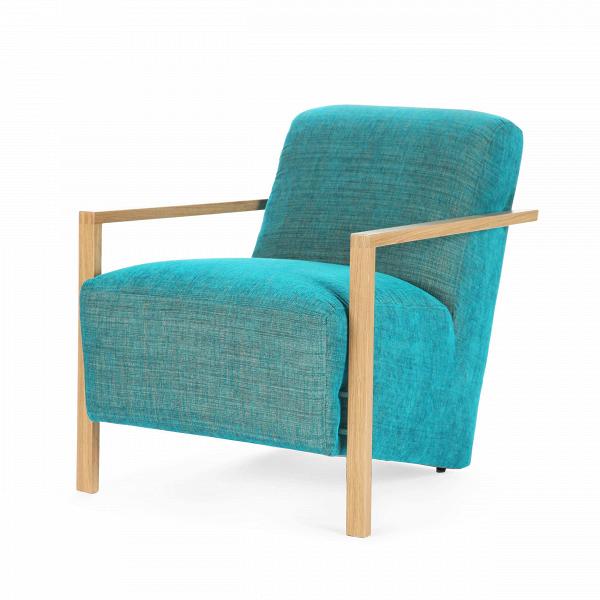 Кресло AllanИнтерьерные<br>Дизайнерское глубокое кресло Allan (Аллан) с деревянными ножками от Sits (Ситс).<br><br><br> Что может быть лучше, чем удобное кресло для качественного и полноценного отдыха в перерыве между работой или в прекрасный выходной день? Кресло Allan идеально подходит для этого. Кресло имеет весьма необычную форму сиденья и спинки, которые слегка отклонены назад, что позволит вам полностью расслабиться и устроиться с комфортом и отличным настроением.<br><br><br> Передние ножки кресла переходят в оригинальны...<br><br>stock: 0<br>Высота: 73<br>Высота сиденья: 46<br>Ширина: 67<br>Глубина: 90<br>Цвет ножек: Дуб<br>Материал обивки: Полиэстер, Акрил<br>Коллекция ткани: Категория ткани II<br>Тип материала обивки: Ткань<br>Тип материала ножек: Дерево<br>Цвет обивки: Бирюзовый