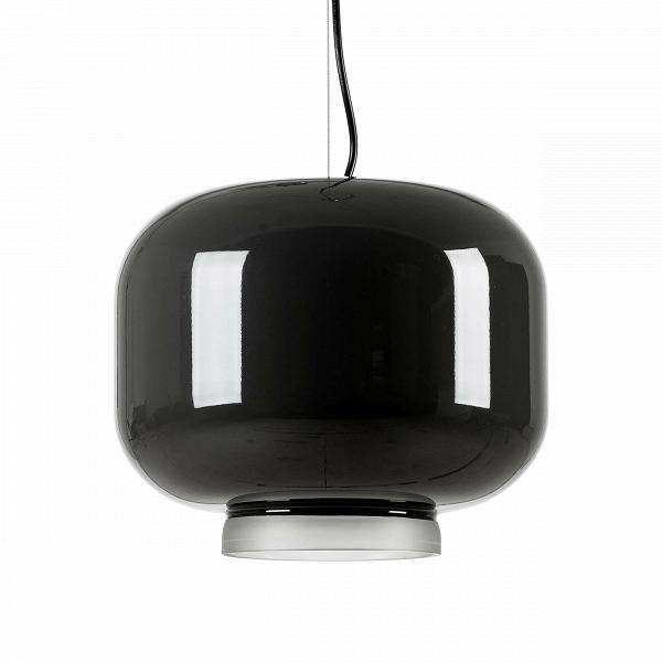 Подвесной светильник Chouchin диаметр 30Подвесные<br>Подвесной светильник сВплафоном изВлакированного выдувного стекла.<br><br><br>ChouchinВ— традиционный японский фонарь изВбумаги иВбамбука, который используется для украшения входов вВобщественные заведения. Светильник Chouchin от CosmoВ— это современная интерпретация этого фонаря. Внутренняя часть плафона имеет матовое покрытие, в то время как внешнее остается ярким и привлекательным.<br><br><br>Коллекция включает вВсебя три светильника разных размеров и&amp;nbsp...<br><br>stock: 2<br>Высота: 160<br>Диаметр: 30<br>Количество ламп: 1<br>Материал абажура: Стекло<br>Мощность лампы: 13<br>Ламп в комплекте: Нет<br>Напряжение: 220<br>Тип лампы/цоколь: E27<br>Цвет абажура: Серый<br>Дизайнер: Ionna Vautrin