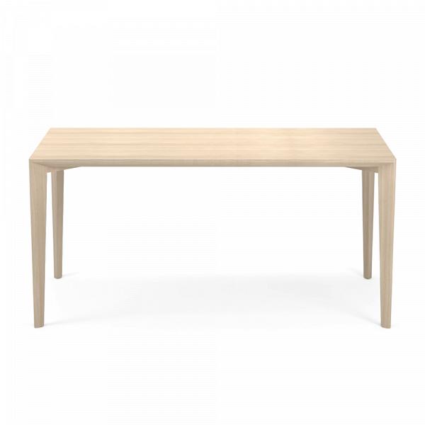 Обеденный стол Statt длина 160Обеденные<br><br><br>stock: 0<br>Высота: 74<br>Ширина: 84<br>Длина: 160<br>Материал каркаса: Массив ясеня<br>Тип материала каркаса: Дерево<br>Цвет каркаса: Светло-коричневый