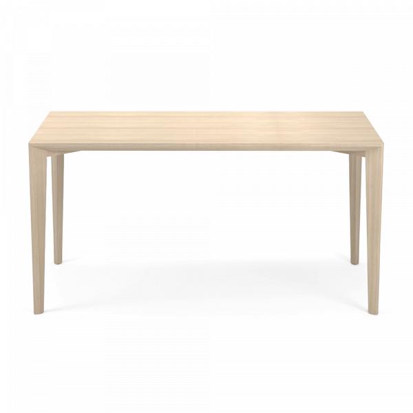 Обеденный стол Statt длина 140Обеденные<br><br><br>stock: 0<br>Высота: 74<br>Ширина: 78<br>Длина: 140<br>Материал каркаса: Массив ясеня<br>Тип материала каркаса: Дерево<br>Цвет каркаса: Светло-коричневый