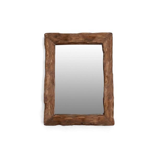 Зеркало Cube_SНастенные<br><br><br>stock: 0<br>Высота: 60<br>Ширина: 10<br>Материал: Сосна<br>Цвет: Дуб<br>Длина: 45
