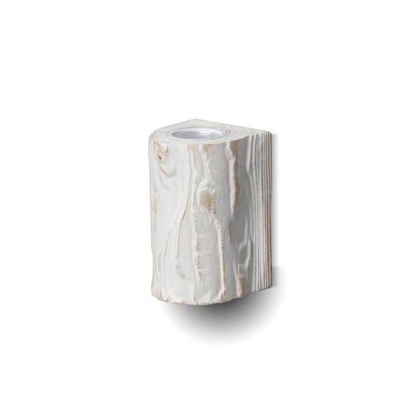 Настенный светильник DoubleНастенные<br><br><br>stock: 0<br>Высота: 20<br>Ширина: 10<br>Длина: 10<br>Количество ламп: 2<br>Материал абажура: Сосна<br>Мощность лампы: 5<br>Ламп в комплекте: Да<br>Напряжение: 230<br>Тип лампы/цоколь: GU10<br>Тип производства: Ручное производство<br>Цвет абажура: Белый