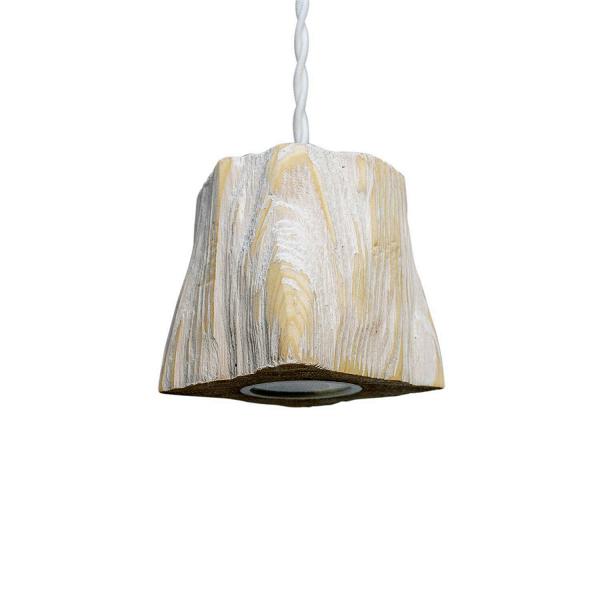 Подвесной светильник QuerkLEDПодвесные<br><br><br>stock: 0<br>Высота: 10<br>Ширина: 10<br>Длина: 10<br>Длина провода: 130<br>Количество ламп: 1<br>Материал абажура: Сосна<br>Мощность лампы: 5<br>Ламп в комплекте: Да<br>Напряжение: 230<br>Тип лампы/цоколь: GU10 LED<br>Тип производства: Ручное производство<br>Цвет абажура: Белый<br>Цвет провода: Белый
