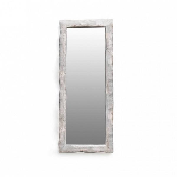 Зеркало Cube_LНастенные<br><br><br>stock: 0<br>Высота: 160<br>Ширина: 10<br>Материал: Сосна<br>Цвет: Белый<br>Длина: 65