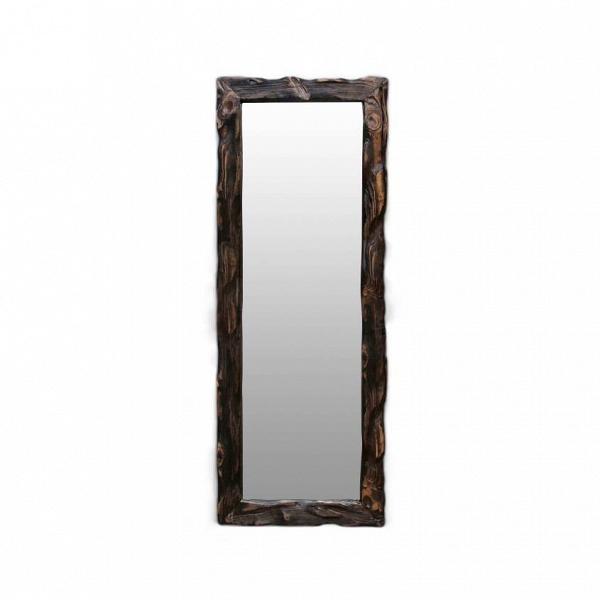 Зеркало Cube_LНастенные<br><br><br>stock: 0<br>Высота: 160<br>Ширина: 10<br>Материал: Сосна<br>Цвет: Палисандр<br>Длина: 65