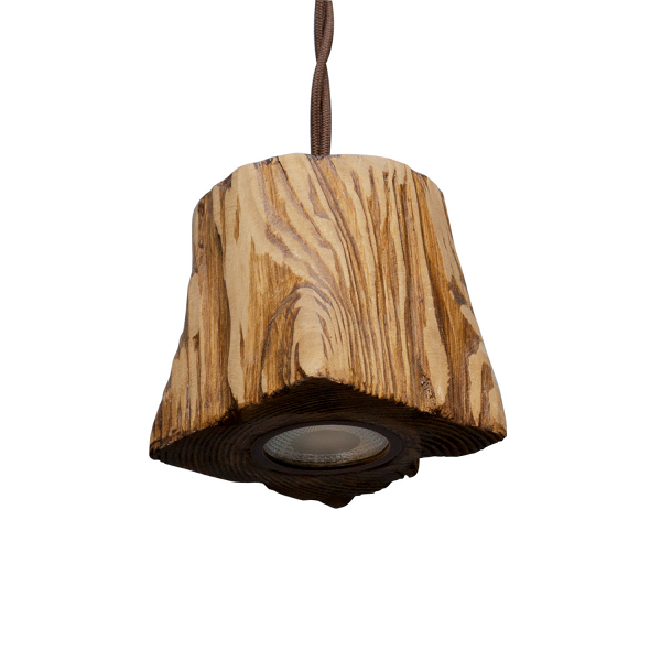 Подвесной светильник QuerkLEDПодвесные<br><br><br>stock: 0<br>Высота: 10<br>Ширина: 10<br>Длина: 10<br>Длина провода: 130<br>Количество ламп: 1<br>Материал абажура: Сосна<br>Мощность лампы: 5<br>Ламп в комплекте: Да<br>Напряжение: 230<br>Тип лампы/цоколь: GU10 LED<br>Тип производства: Ручное производство<br>Цвет абажура: Дуб<br>Цвет провода: Коричневый