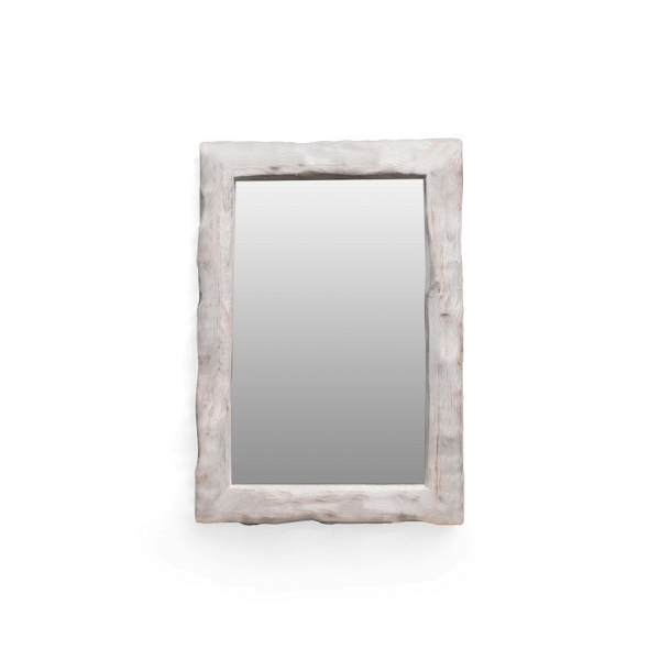 Зеркало Cube_SНастенные<br><br><br>stock: 0<br>Высота: 60<br>Ширина: 10<br>Материал: Сосна<br>Цвет: Белый<br>Длина: 45