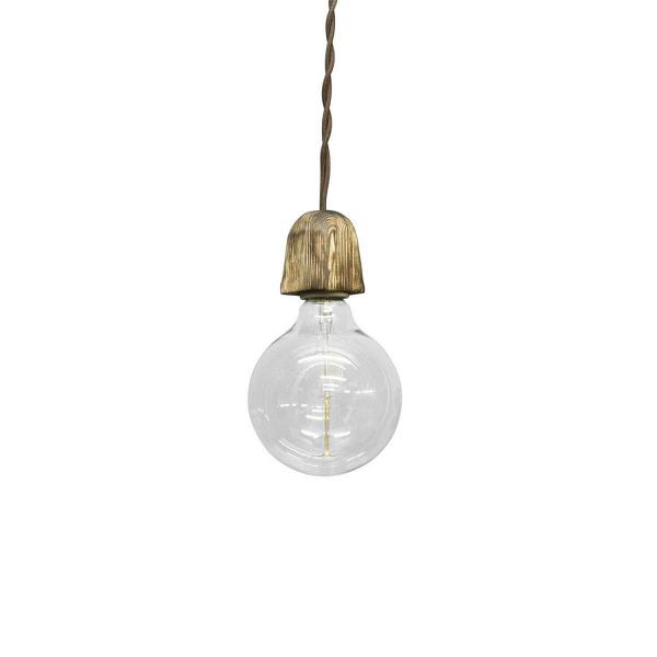 Подвесной светильник ZoccoloПодвесные<br><br><br>stock: 0<br>Диаметр: 10<br>Длина провода: 130<br>Количество ламп: 1<br>Материал абажура: Сосна<br>Мощность лампы: 40<br>Ламп в комплекте: Да<br>Напряжение: 230<br>Тип лампы/цоколь: E27<br>Тип производства: Ручное производство<br>Цвет абажура: Натуральный<br>Цвет провода: Коричневый