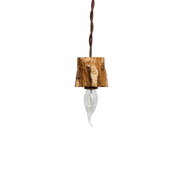 Подвесной светильник QuerkMini_01Подвесные<br><br><br>stock: 0<br>Высота: 7<br>Ширина: 7<br>Длина: 7<br>Длина провода: 130<br>Количество ламп: 1<br>Материал абажура: Сосна<br>Мощность лампы: 25<br>Ламп в комплекте: Да<br>Напряжение: 230<br>Тип лампы/цоколь: E14<br>Тип производства: Ручное производство<br>Цвет абажура: Дуб<br>Цвет провода: Коричневый