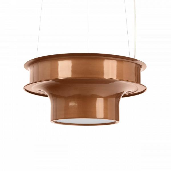 Подвесной светильник 1136S2Подвесные<br><br><br>stock: 0<br>Высота: 200<br>Диаметр: 45<br>Количество ламп: 4<br>Материал абажура: Стекло<br>Материал арматуры: Сталь<br>Мощность лампы: 40<br>Ламп в комплекте: Нет<br>Напряжение: 220<br>Тип лампы/цоколь: E14<br>Цвет абажура: Бронза красная матовая<br>Цвет арматуры: Бронза красная матовая