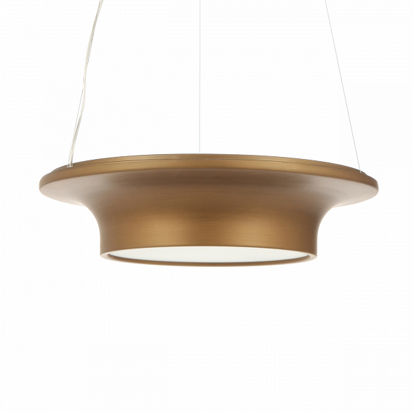 Подвесной светильник 1136S3Подвесные<br><br><br>stock: 2<br>Высота: 120<br>Диаметр: 55<br>Количество ламп: 4<br>Материал абажура: Стекло<br>Материал арматуры: Сталь<br>Мощность лампы: 40<br>Ламп в комплекте: Нет<br>Напряжение: 220<br>Тип лампы/цоколь: E14<br>Цвет абажура: Бронза золотая матовая<br>Цвет арматуры: Бронза золотая матовая